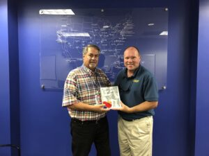 Power Stow receives Southwest Airlines 'Equipment Provider of the Year' award