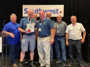 Southwest Airlines - Equipment Provider of the Year award